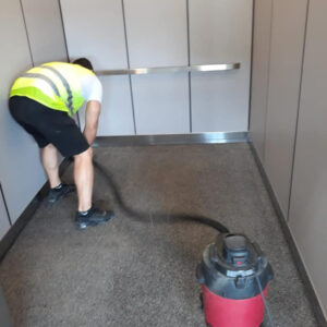 Post construccion cleaning