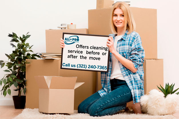 Moving cleaning